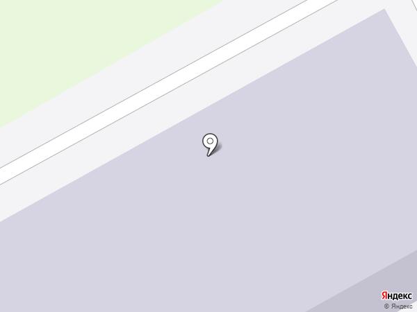 Березка на карте Бора