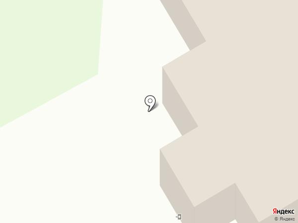 Неклюдовская библиотека №2 на карте Бора