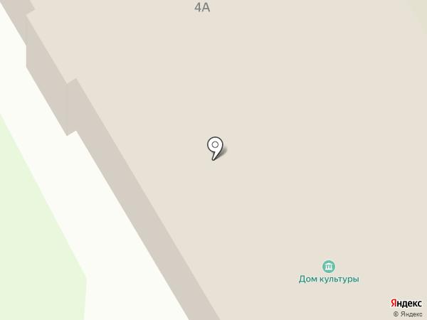 Неклюдовская библиотека №16 на карте Бора