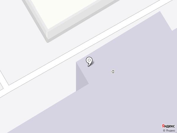 Неклюдовский детский дом на карте Бора