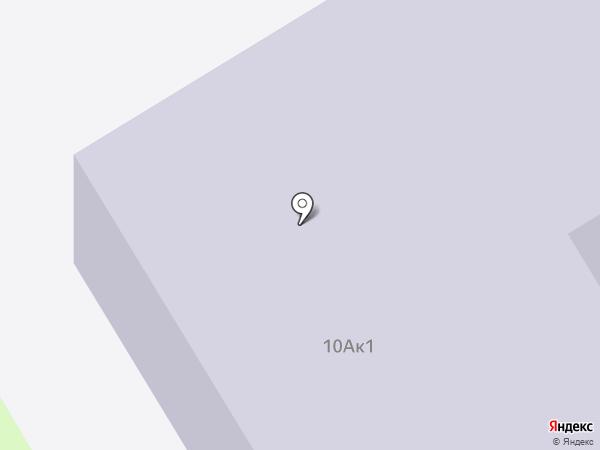 Хемуль Арт на карте Бора