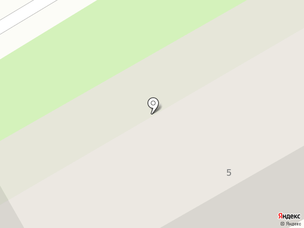 Неклюдовская врачебная амбулатория на карте Бора