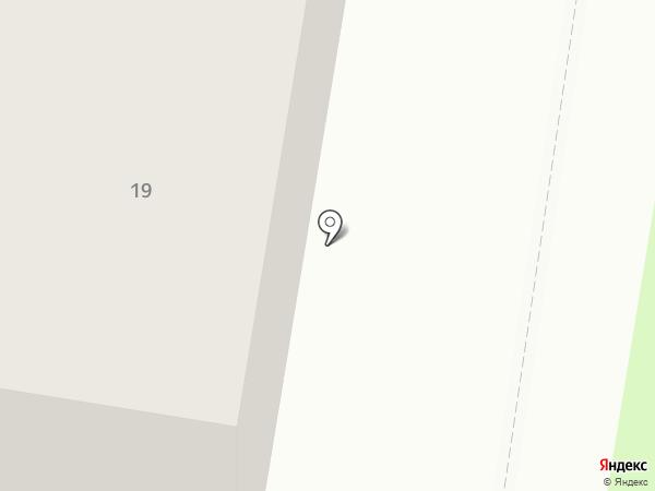 АРИС-СБ на карте Нижнего Новгорода