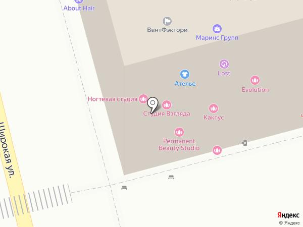 Центр Аттестации и Экспертизы на карте Нижнего Новгорода
