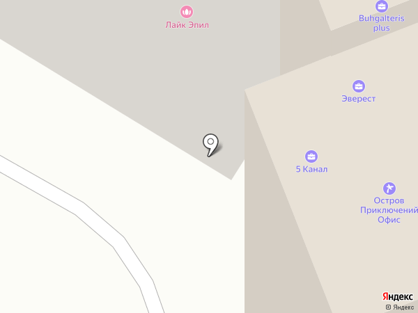 Geometria Da Vinchi на карте Нижнего Новгорода