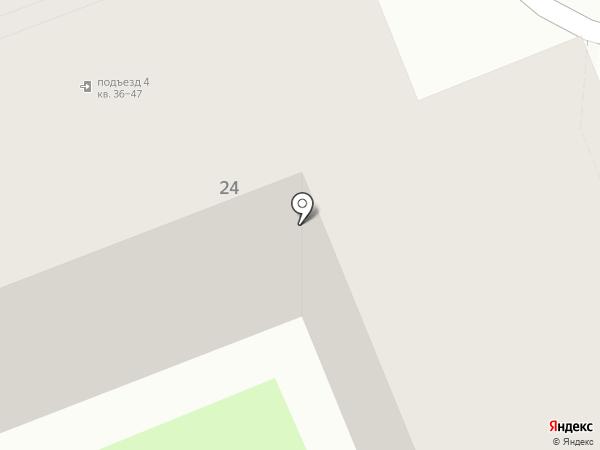 PORTO-Bar на карте Нижнего Новгорода