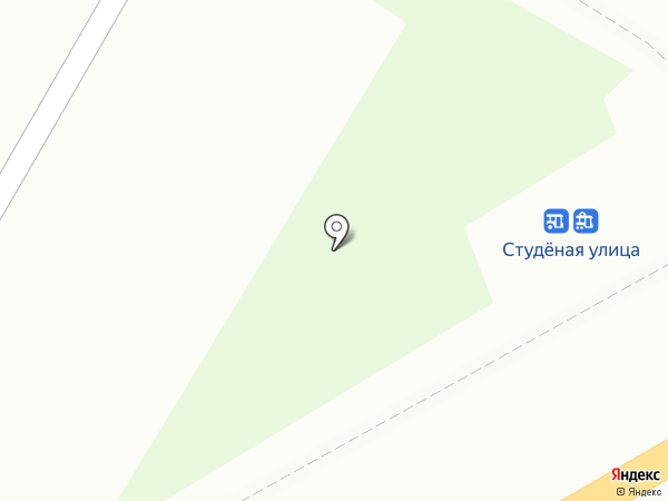 Магазин косметики и парфюмерии на карте Нижнего Новгорода