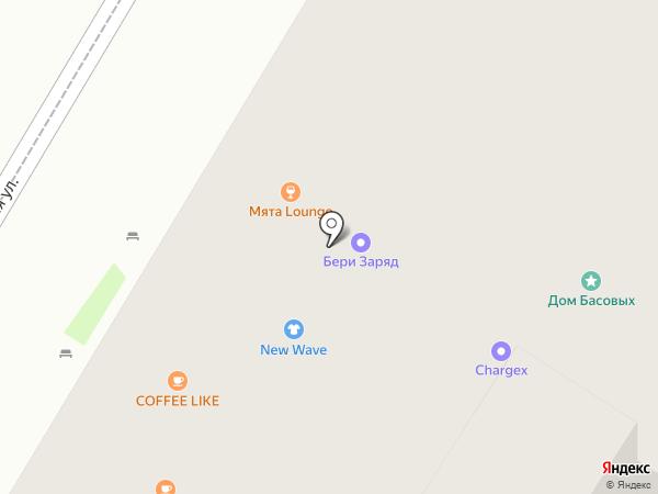 Волконский на карте Нижнего Новгорода
