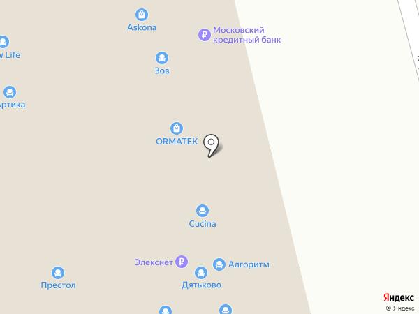 ВасКо на карте Нижнего Новгорода
