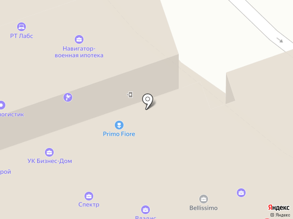 Гурман Буфет на карте Нижнего Новгорода