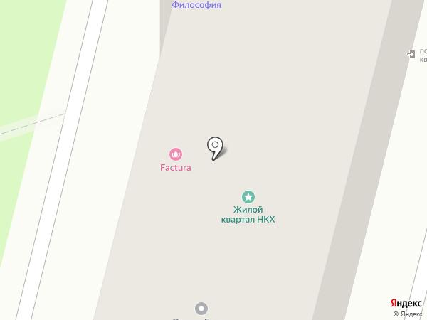 Вместе на карте Нижнего Новгорода