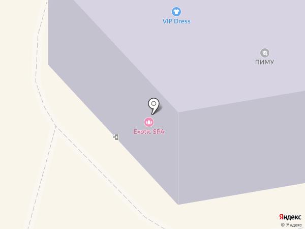 Zefir на карте Нижнего Новгорода
