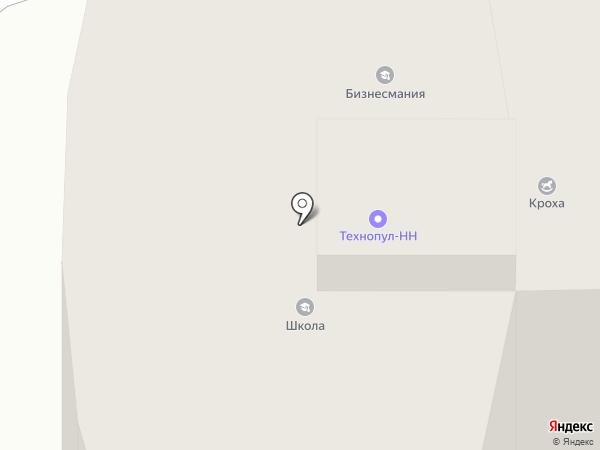 ДМ-Инвест на карте Нижнего Новгорода
