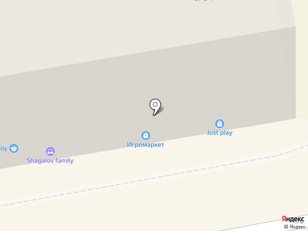 Аскаб на карте Нижнего Новгорода