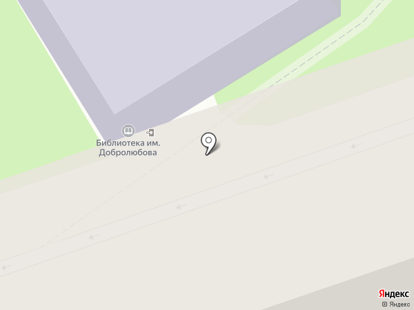 Голова на карте Нижнего Новгорода