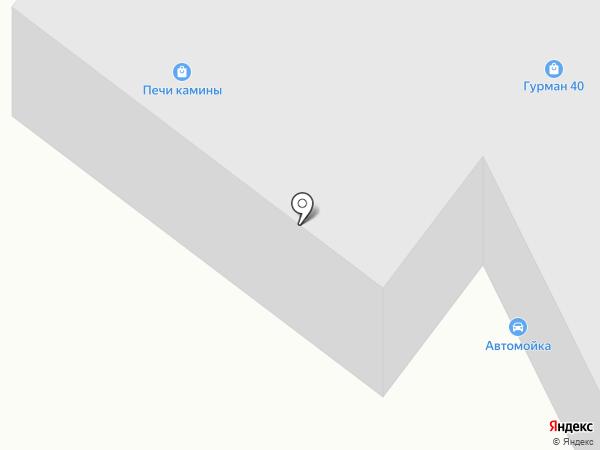 ПОЛИПЛАСТ на карте Бора