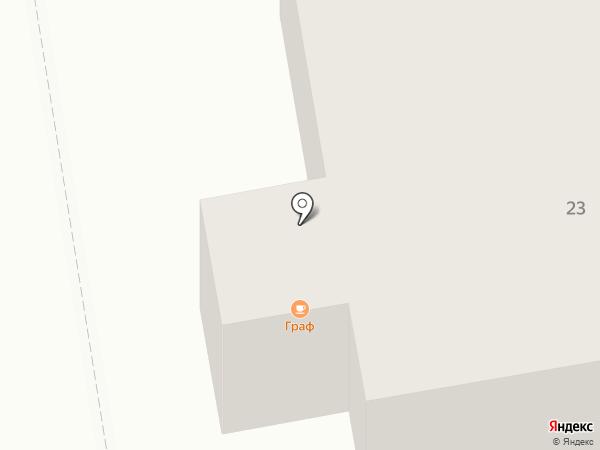 Граф на карте Бора