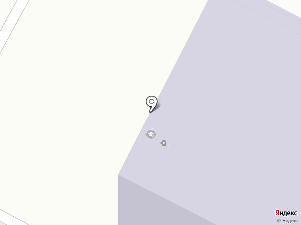 Шелковый путь на карте Нижнего Новгорода