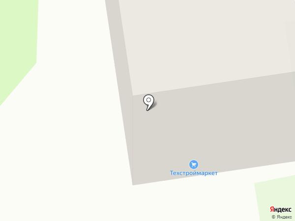 Техстроймаркет на карте Бора
