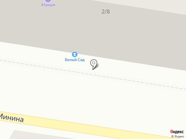 Доктор 03 на карте Нижнего Новгорода