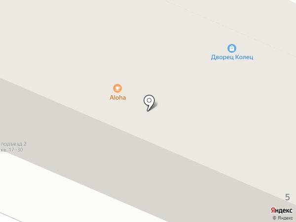 Smartt на карте Нижнего Новгорода