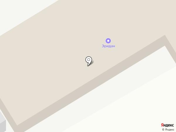 Центр на карте Нижнего Новгорода