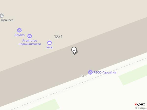 РЭББИТ ХОУЛ на карте Нижнего Новгорода