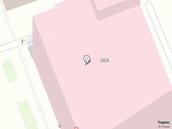 Ника Спринг Лаборатория на карте Нижнего Новгорода