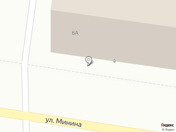 РусУборка на карте Нижнего Новгорода