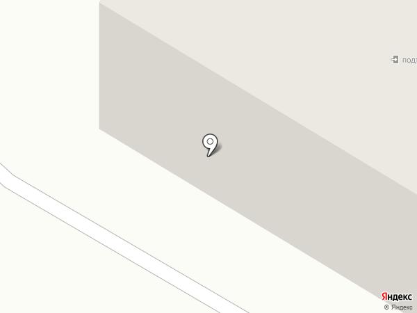 NPS на карте Бора
