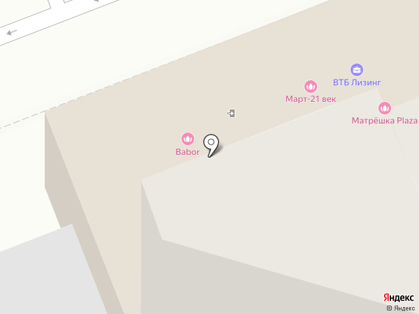 NANOASIA на карте Нижнего Новгорода
