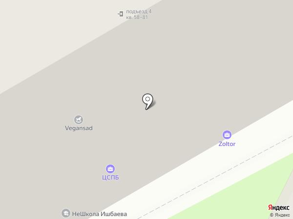 ИВАКО на карте Нижнего Новгорода