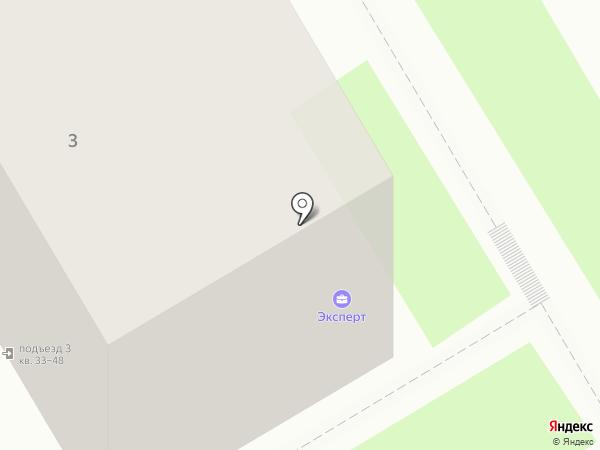 НАКОЛОЧНАЯ на карте Нижнего Новгорода
