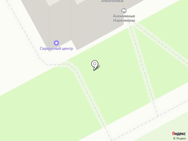 Family estate на карте Нижнего Новгорода