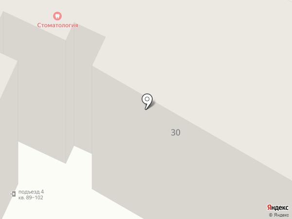 Стоматологический центр Анны Долидзе на карте Нижнего Новгорода
