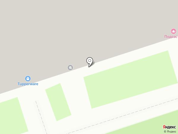 VOGUE_STUDIO на карте Нижнего Новгорода