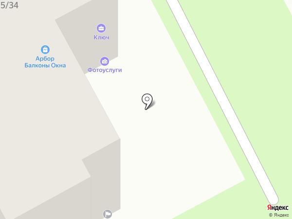 Солидарность-НН, КПК на карте Нижнего Новгорода