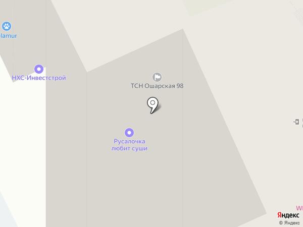 Доступный Дом Строй-НН на карте Нижнего Новгорода