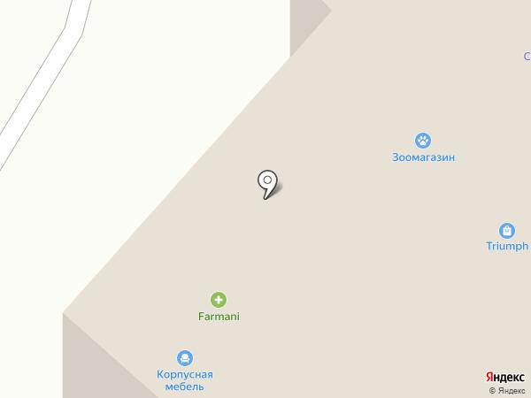 Непоседы на карте Бора