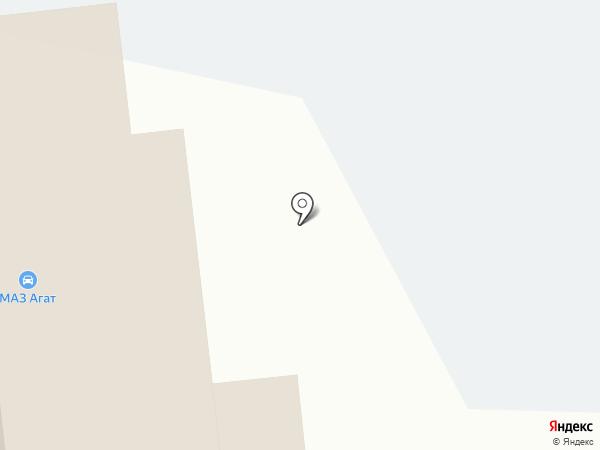 ИнжекторСервис на карте Нижнего Новгорода