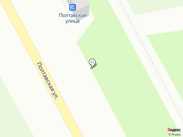 Вурнарский мясокомбинат на карте Нижнего Новгорода