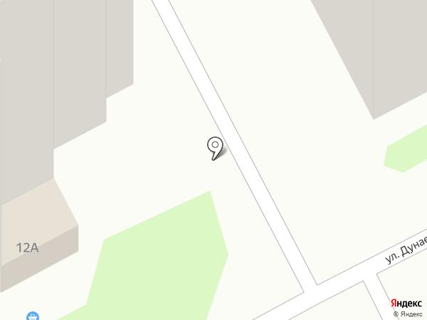 Росинка на карте Нижнего Новгорода