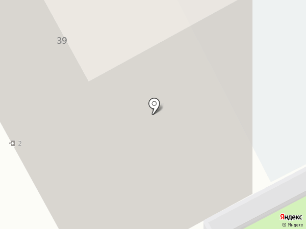 Вита на карте Нижнего Новгорода