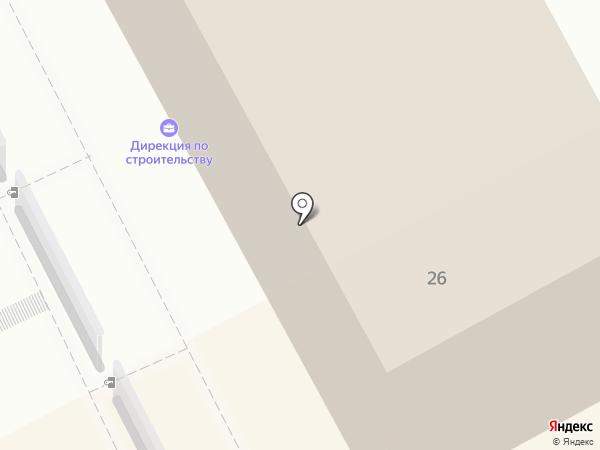 Деметра на карте Нижнего Новгорода