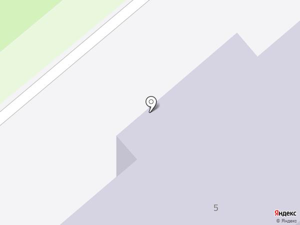 Детский сад №8 на карте Бора