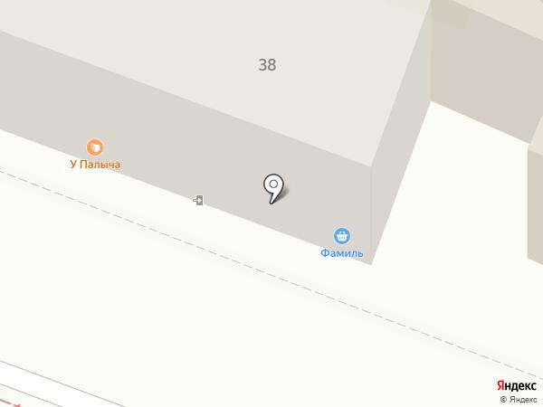 Гурман на карте Нижнего Новгорода