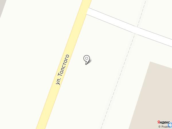 Удачный на карте Бора