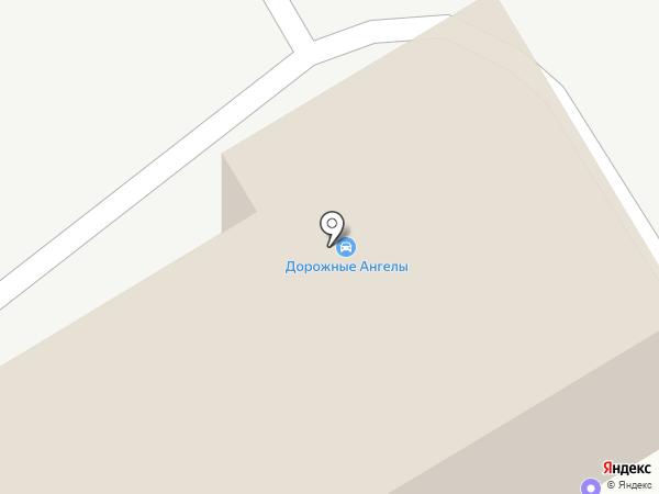 Семейная фотостудия на карте Нижнего Новгорода