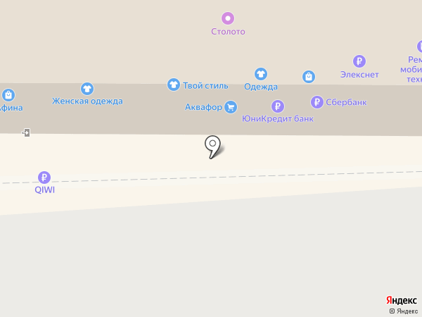 Идеал на карте Нижнего Новгорода