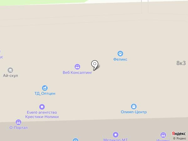 Рбм на карте Нижнего Новгорода
